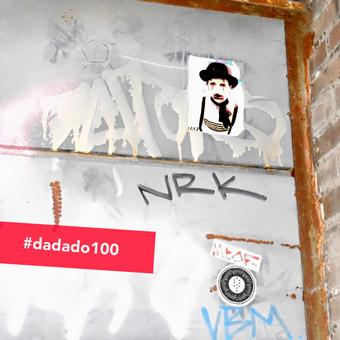 dadado100 Nordstadt Graffiti