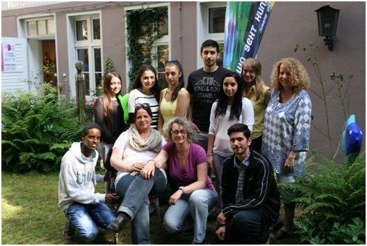 Teilnehmer 2014-2015 Wo geht Kunst